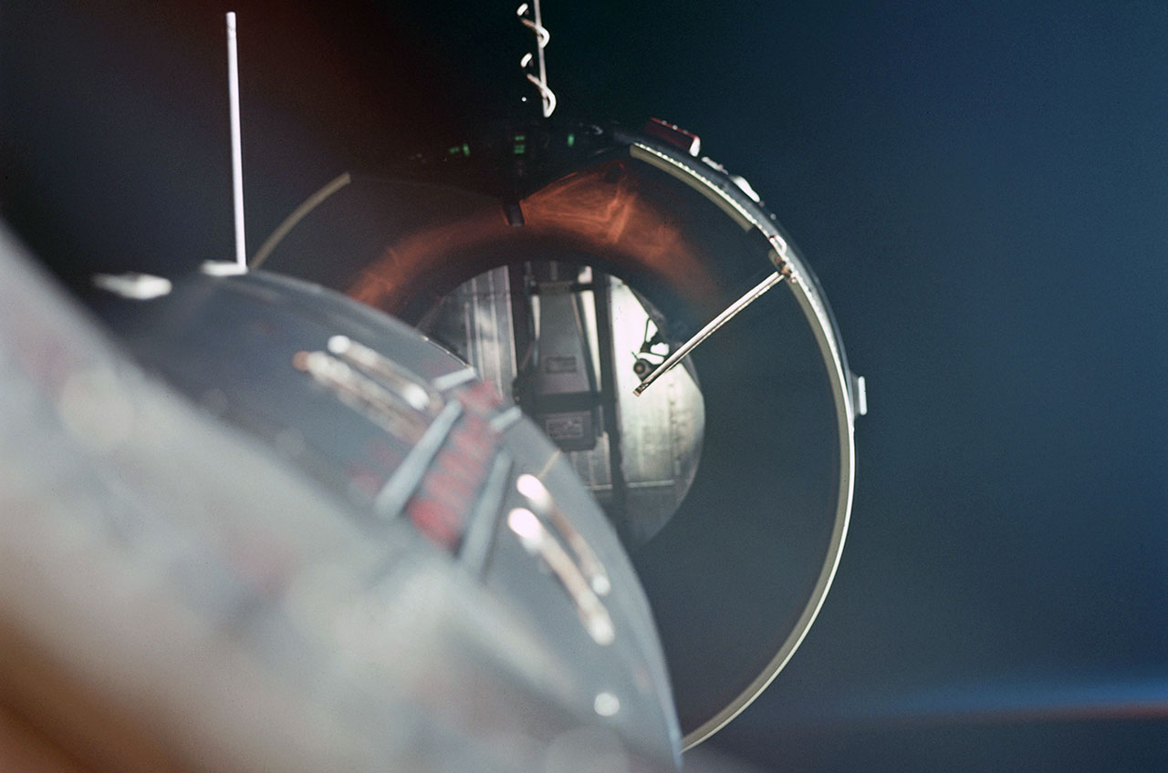 View from Gemini 8