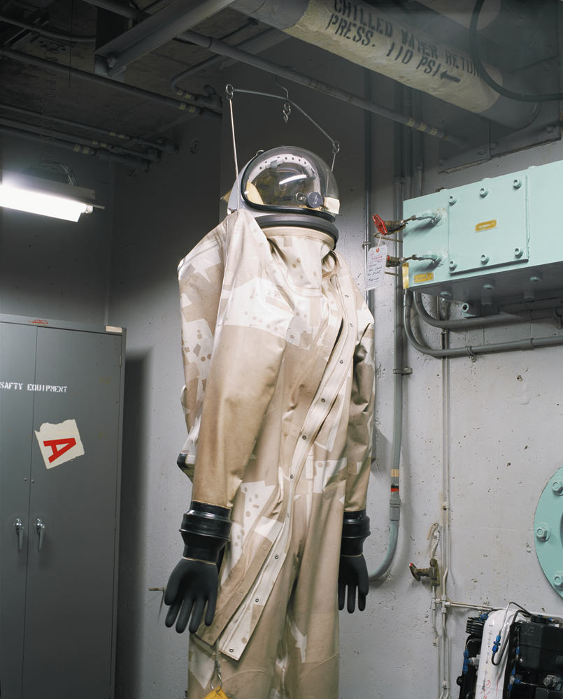 Rocket Fuel Handler Suit