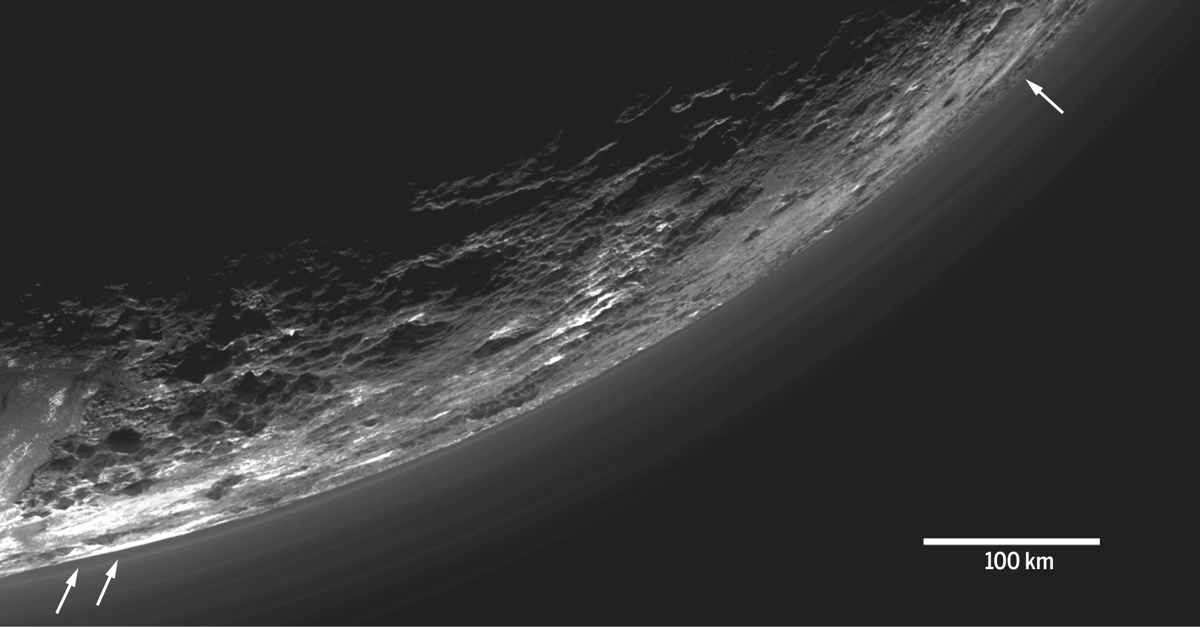 Pluto's 'Unprecedented' Ice Provinces and Other Surprises from NASA's New Horizons