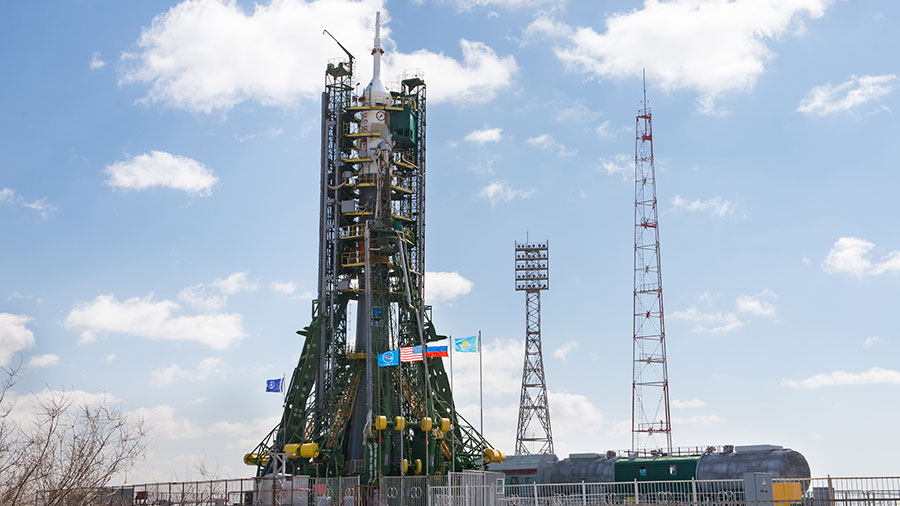 New Crew Launching to Space Station Today: Watch It Live