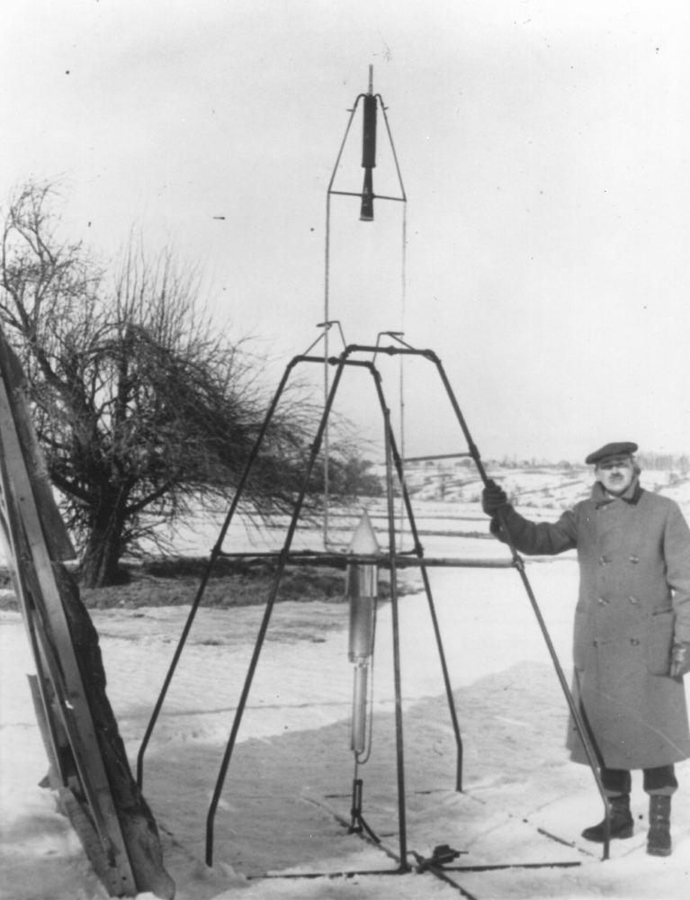 90 Years Ago, the Liquid-Fueled Rocket Changed Space Travel Forever