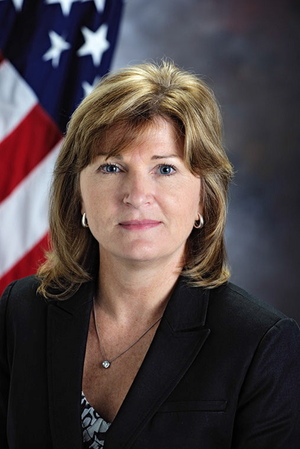 Lesa Roe, NASA's deputy associate administrator and former director of NASA's Langley Research Center.