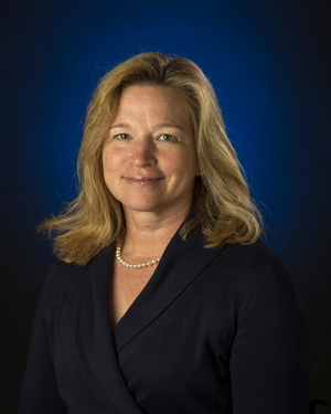 Ellen Stofan, NASA's chief scientist and extraterrestrial planetary geologist.