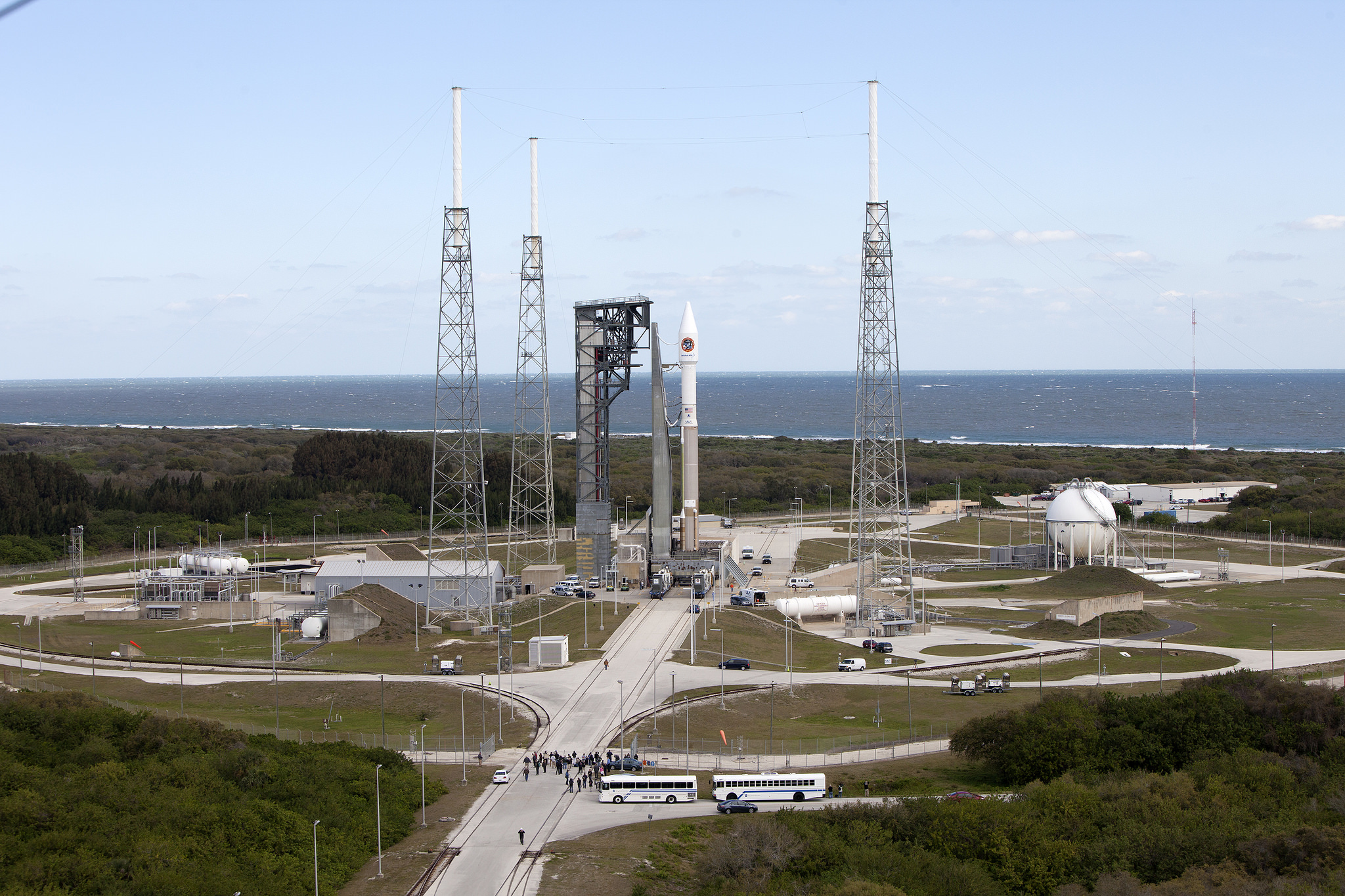 Space Launch Complex 41