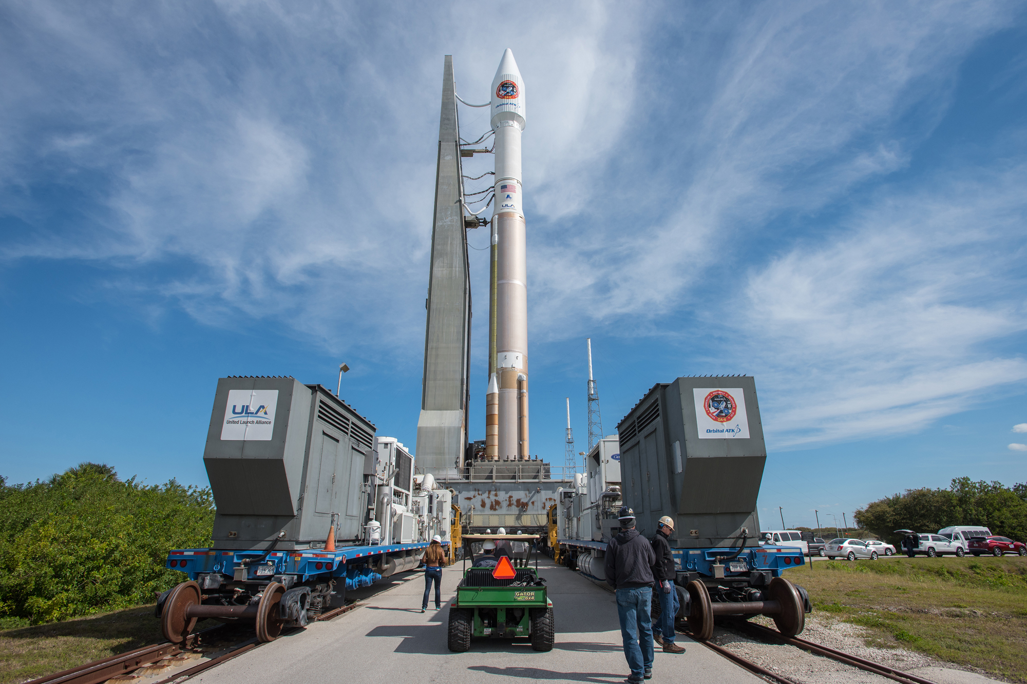Cygnus Ready for Launch