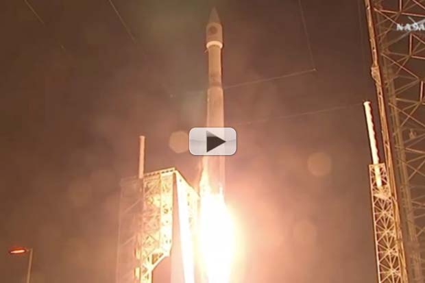 Blast Off! Orbital ATK CRS-6 Mission Launches To Space Station | Video