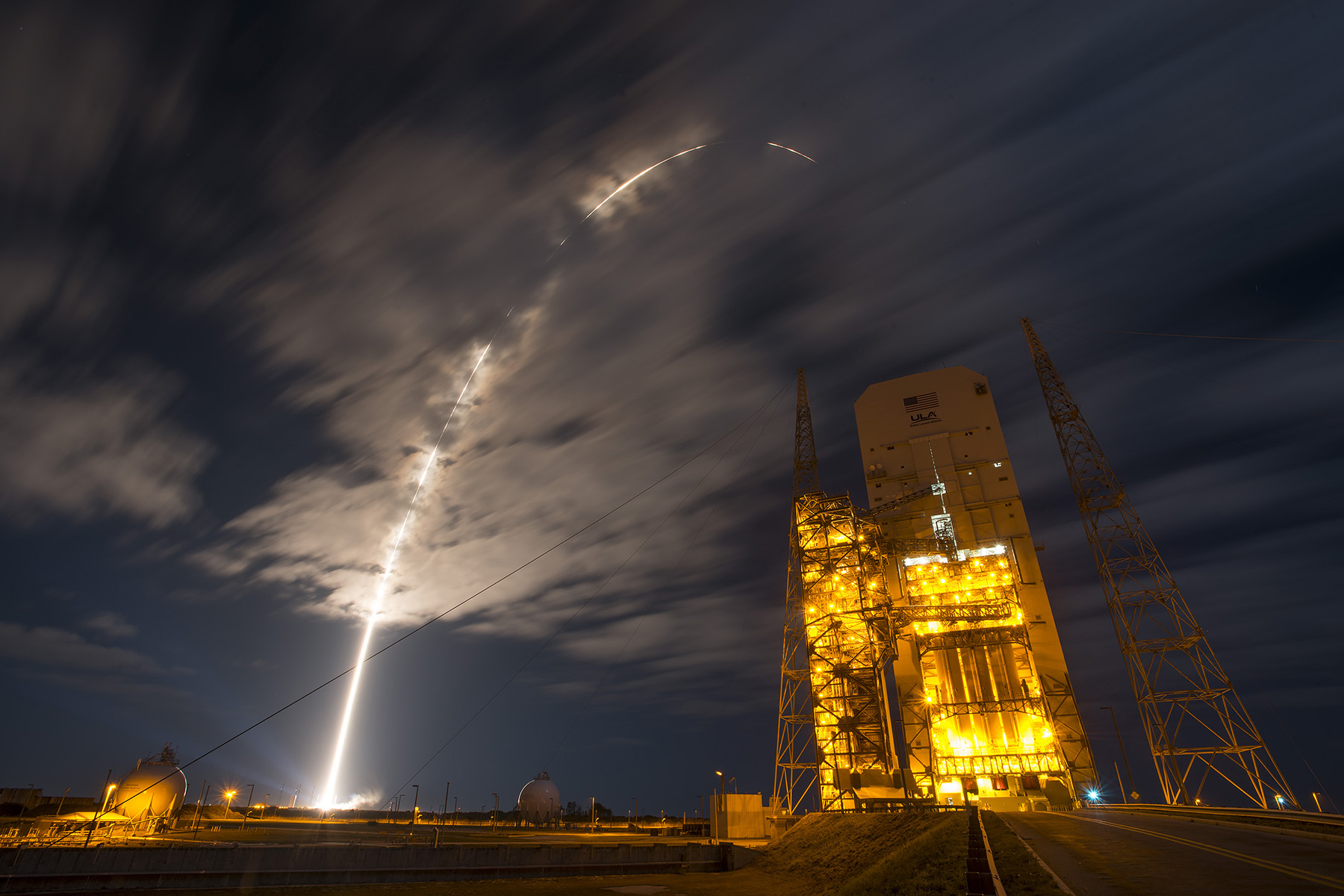 Cygnus OA-6 Cargo Launch, March 22, 2016