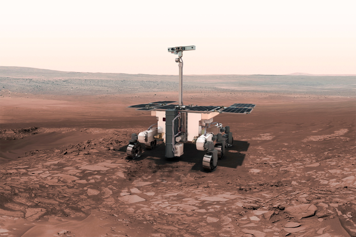 ExoMars: Inside Europe's Quest to Land a Rover on the Red Planet