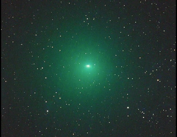 Comet 252P/LINEAR Seen in Namibia