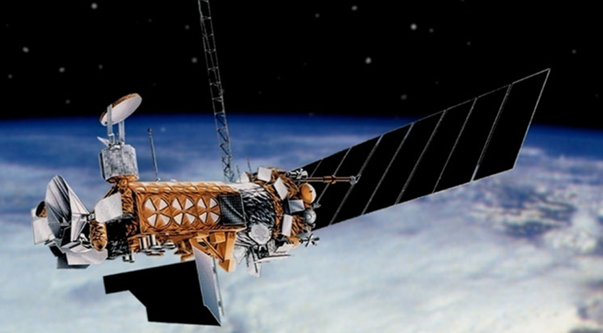 DMSP Flight 19 Satellite