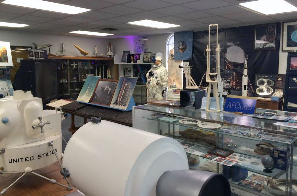 Space Walk of Fame to Auction Astronaut-Donated Artifacts to Benefit Museum