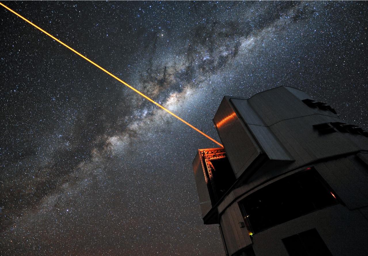 'Laser Cloak' Could Hide Earth from Evil Aliens