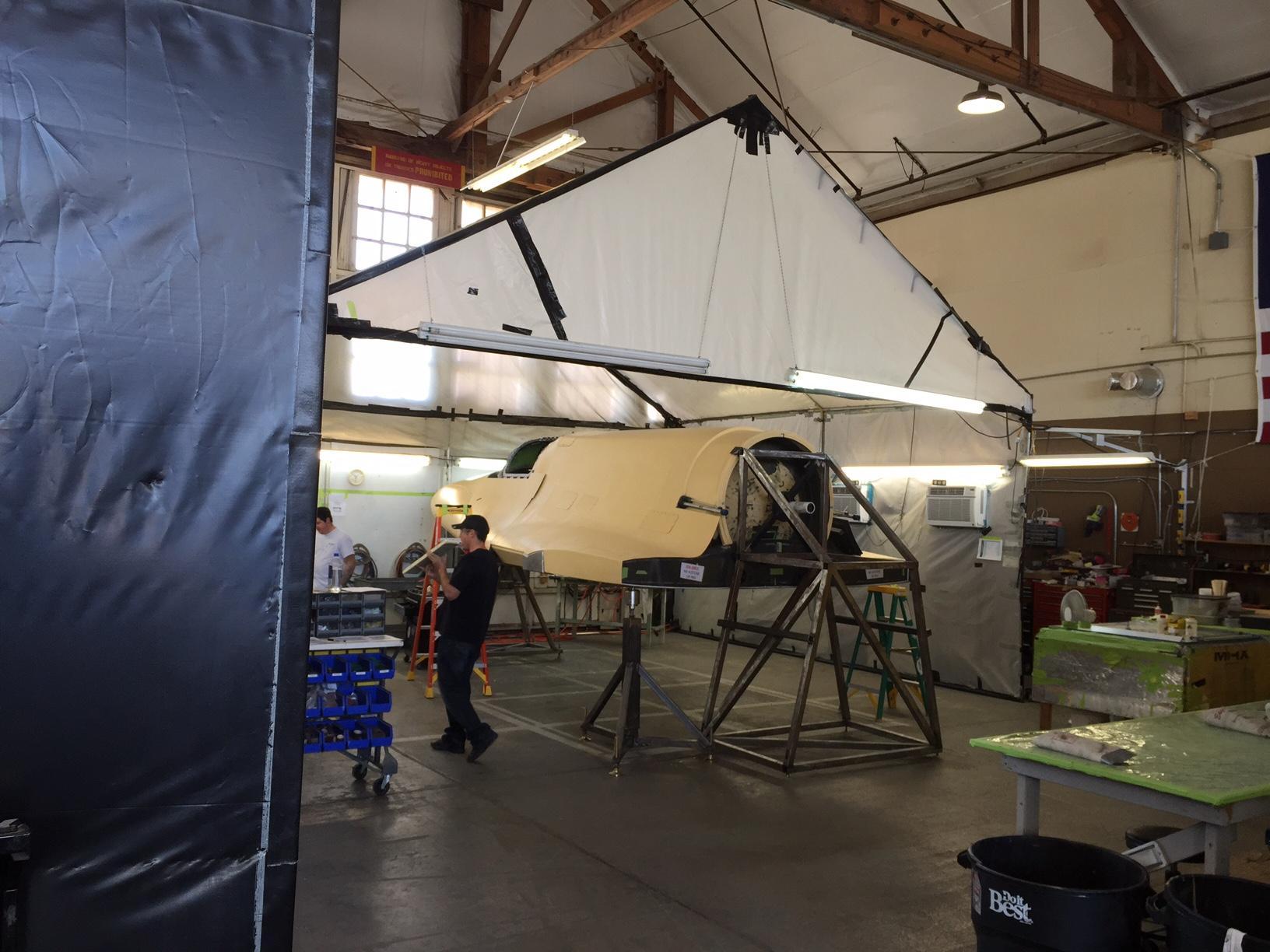 XCOR's Lynx Space Plane Prototype