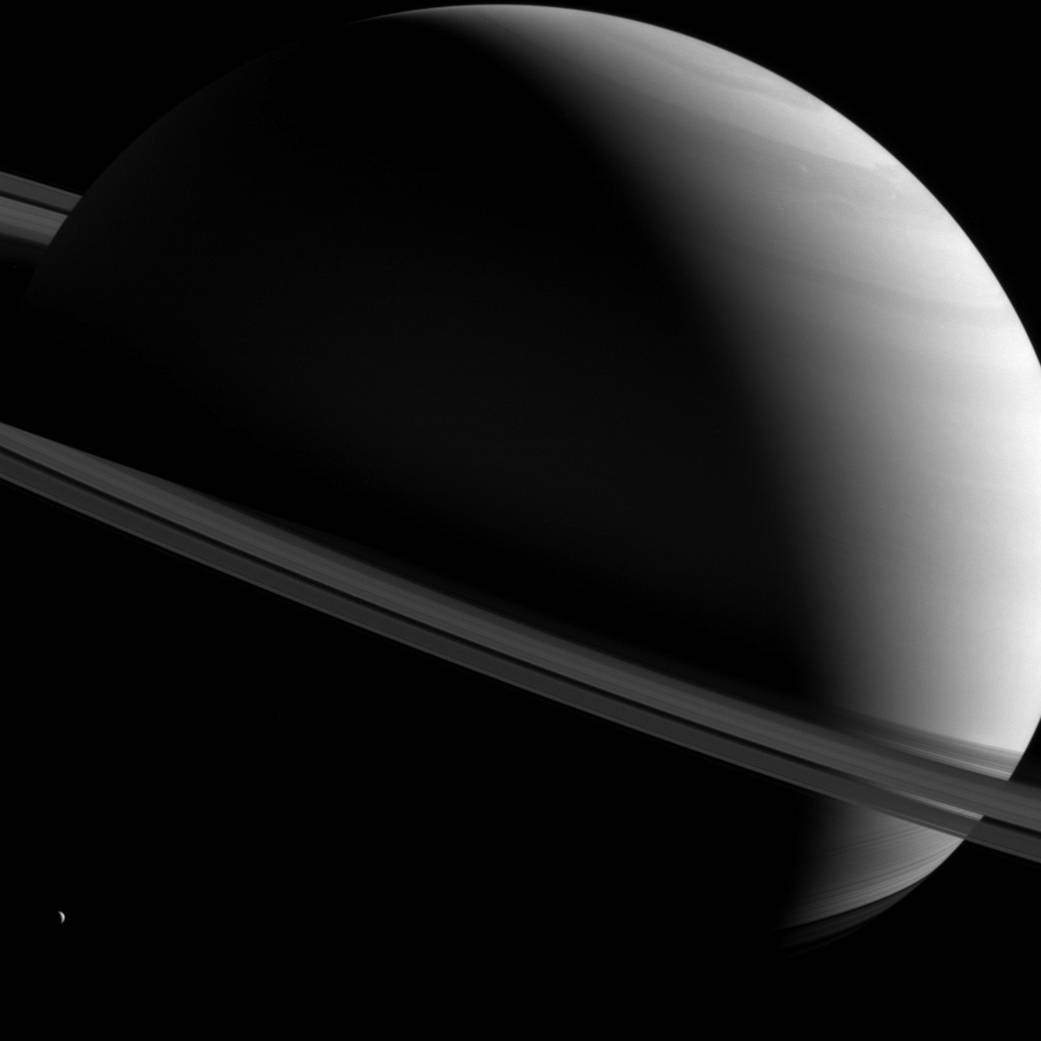 Behold: Saturn