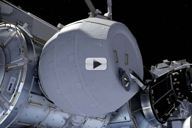 Private Space Hab For ISS - How Bigelow's BEAM Works | Video