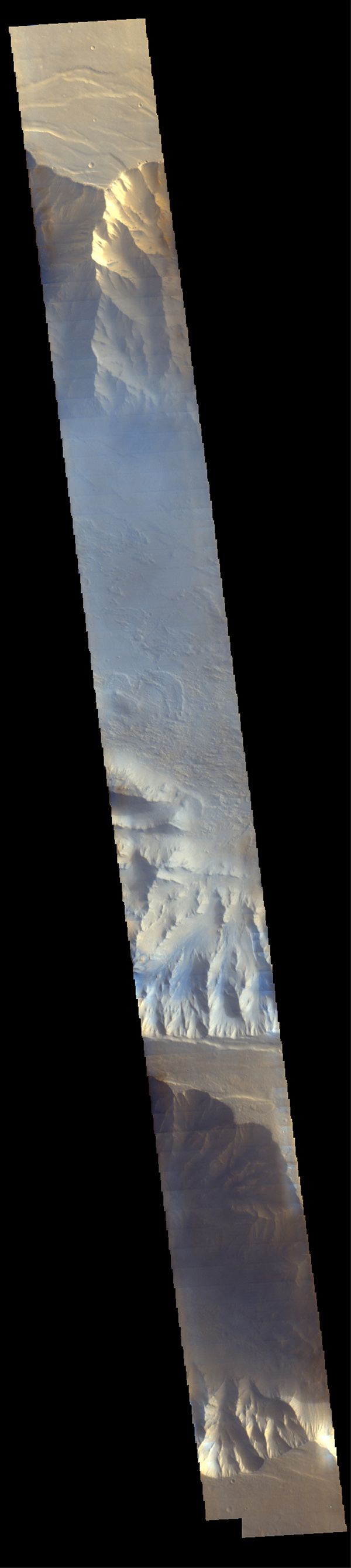 Coprates Chasma on Mars