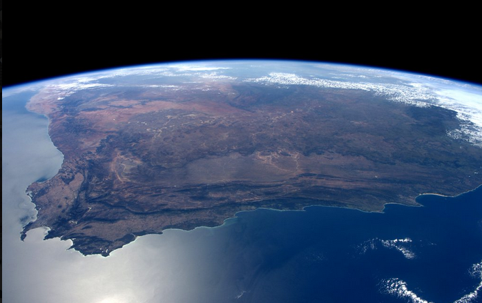 Passing Over South Africa