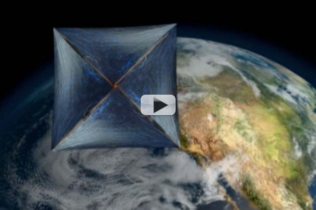 20 Percent Light Speed To Alpha Centauri! Nanocraft Concept Unveiled | Video