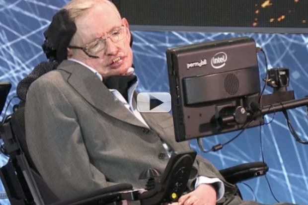 Stephen Hawking: 'Transcending Our Limits' With Breakthrough Starshot | Video