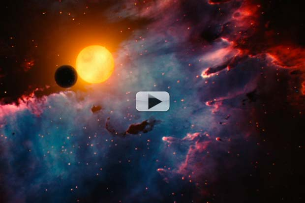 Breakthough Starshot Gets 'Cosmos: A Spacetiem Odyssey' Introduction | Video
