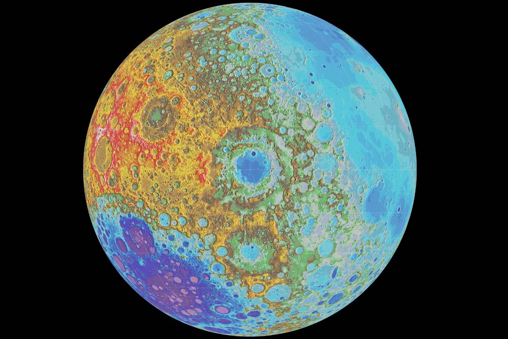 Moon Mosaics: Groundbreaking Science Images of Stunning Lunar Science (Op-Ed)
