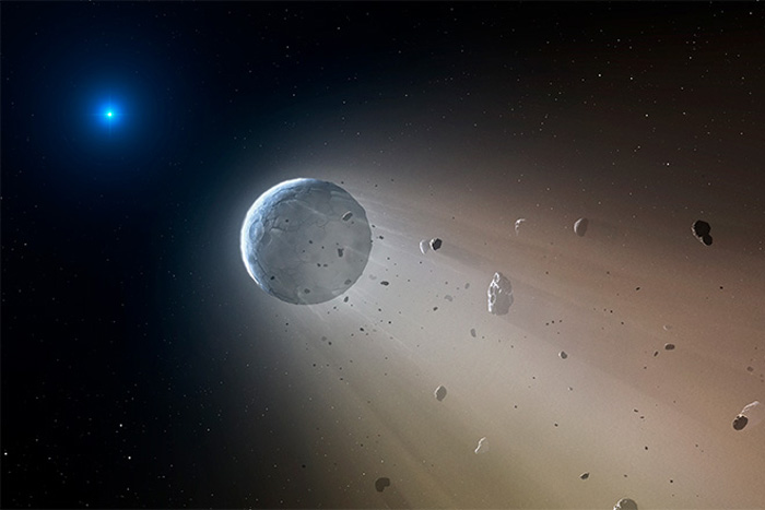 100 Years Ago an Exoplanet was Unknowingly Discovered