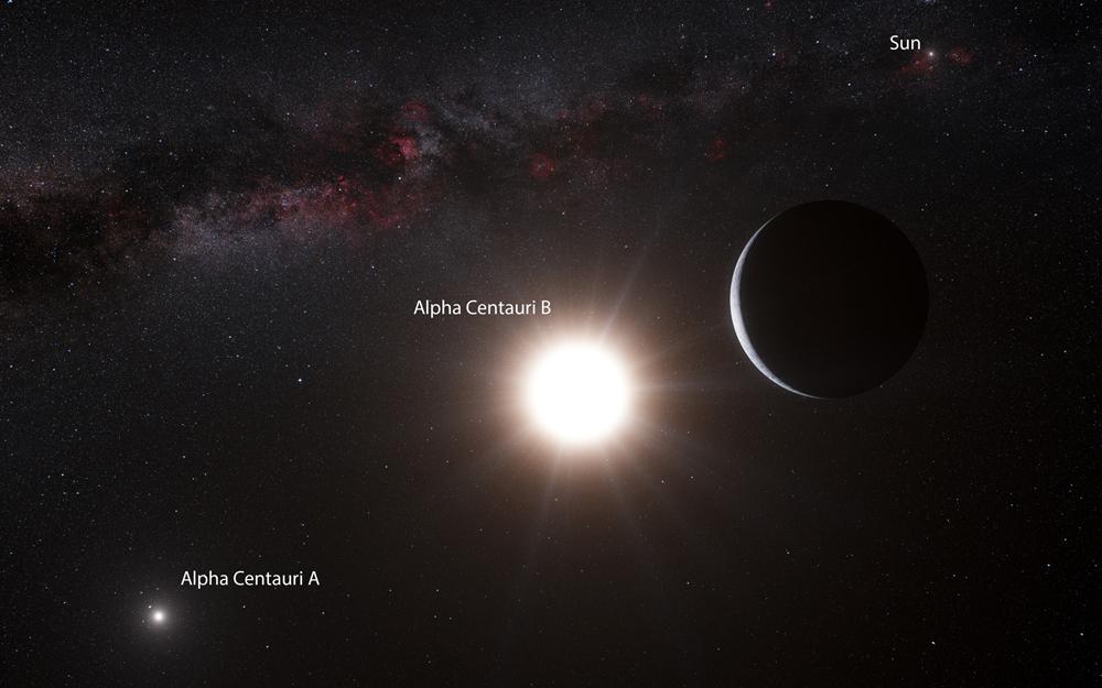 Stephen Hawking's 'Starshot': 5 Fun Facts About Alpha Centauri