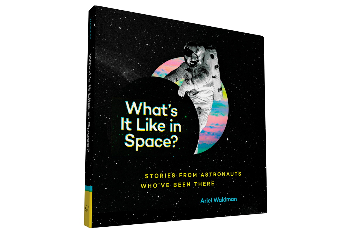 'What's It Like In Space' Reveals How to Belch in Zero Gravity and Other Tales