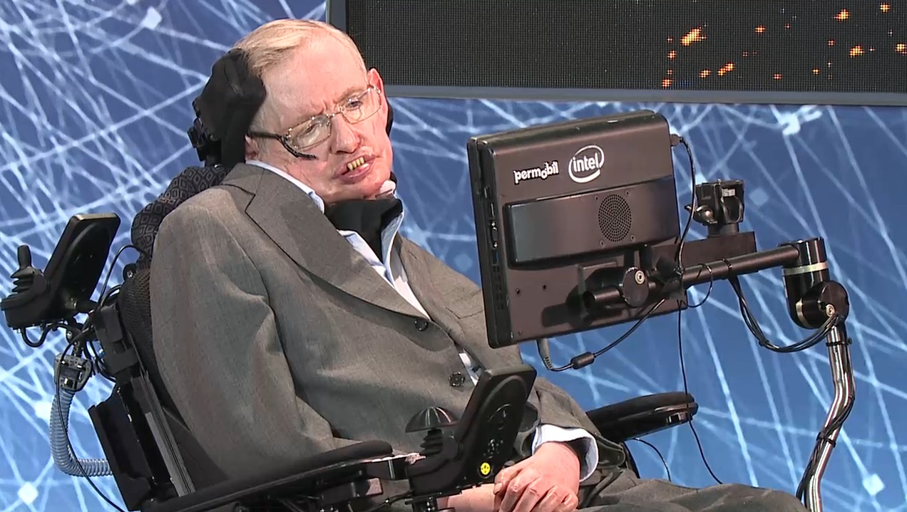 Stephen Hawking: We Probably Won't Find Aliens Anytime Soon