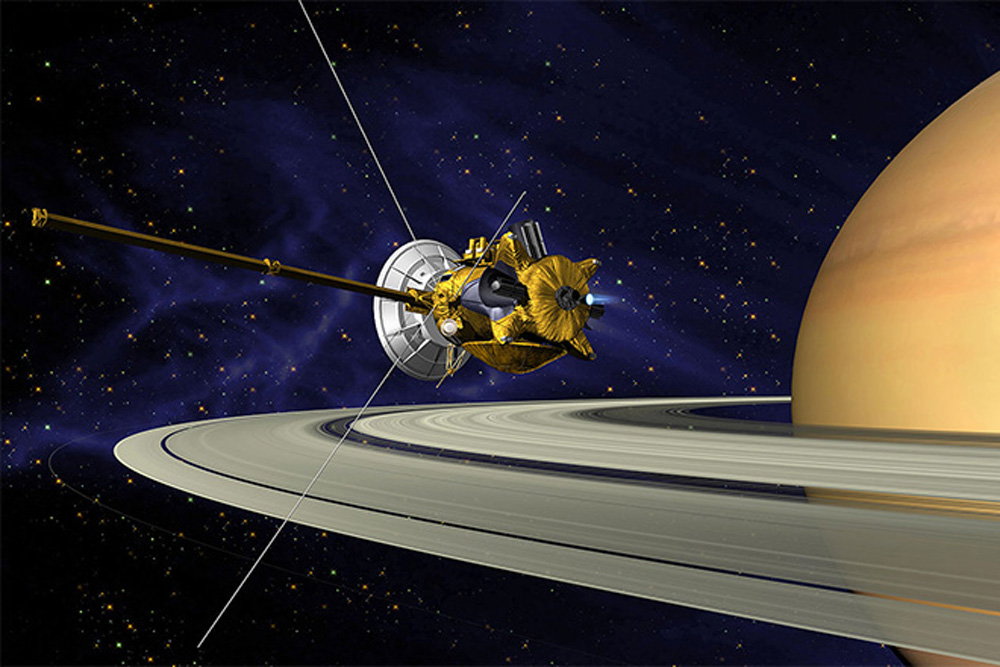 No, 'Planet Nine' Isn't Messing With Cassini's Saturn Orbit