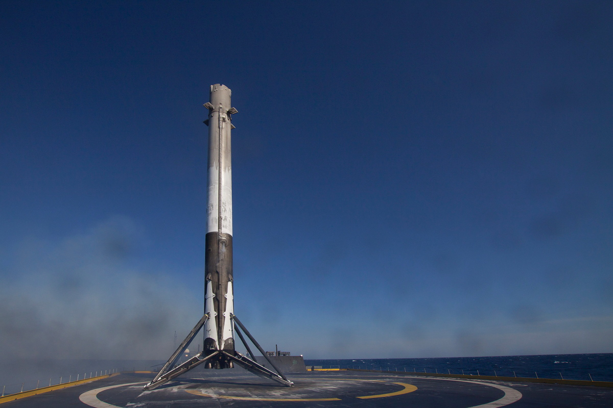 News | SpaceX