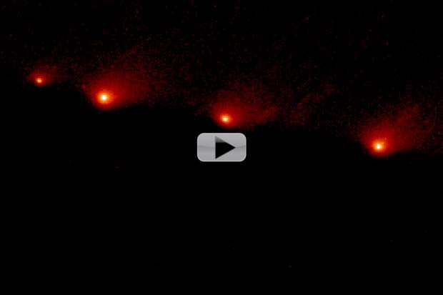 The Amazing Hubble Image That Almost Wasn't - Comet SL9 | Video