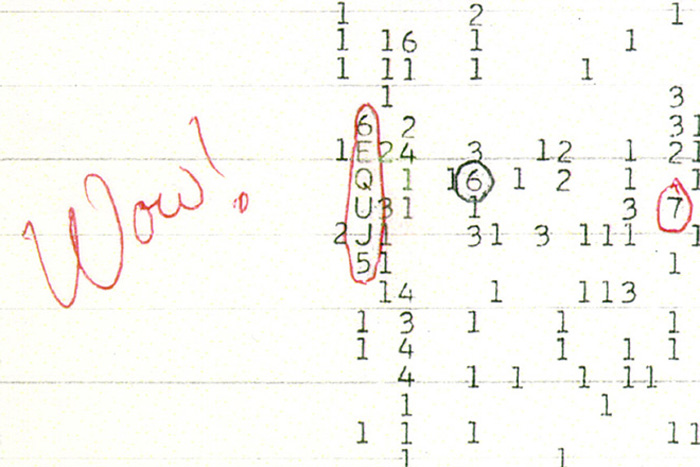 Alien 'Wow!' Signal Could Soon be Explained