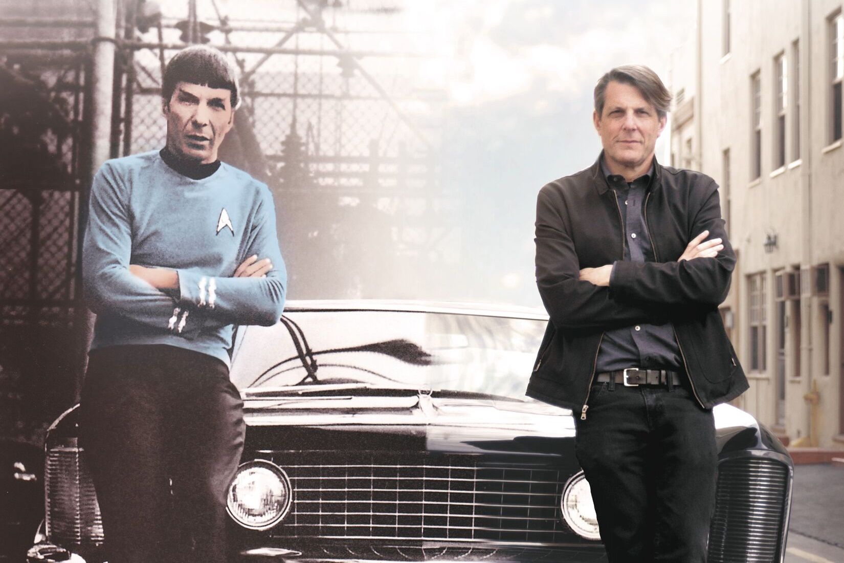 'For the Love of Spock': New Film Honors Leonard Nimoy's Legacy