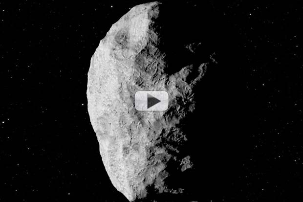 Can We Shift Asteroids' Orbits? Chris Hadfield, Brian May and Others Propose Mission | Video
