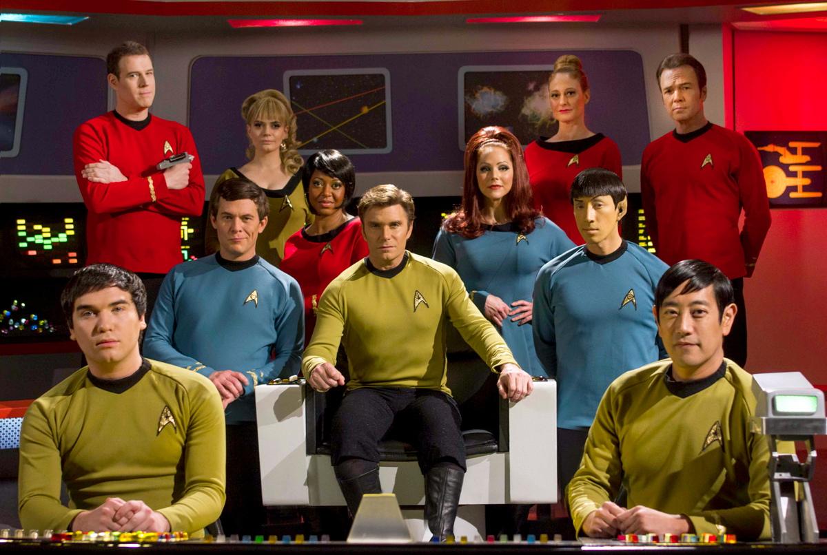 'Star Trek Continues' Cast