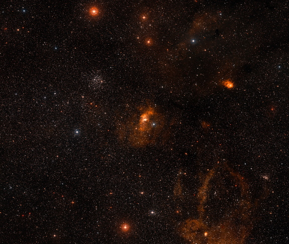 A 'Bubble' for Hubble: Iconic Telescope Snaps Spectacular ...
