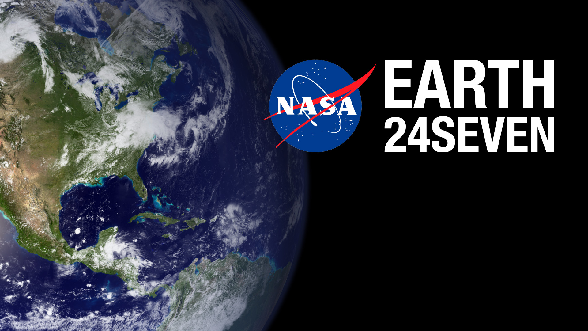 NASA Marks Earth Day with #24Seven Celebration