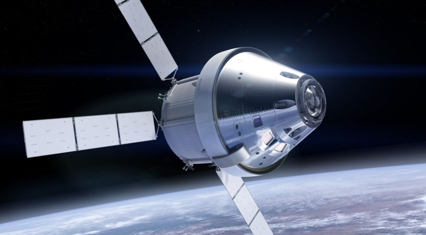 NASA Orion Capsule Illustration