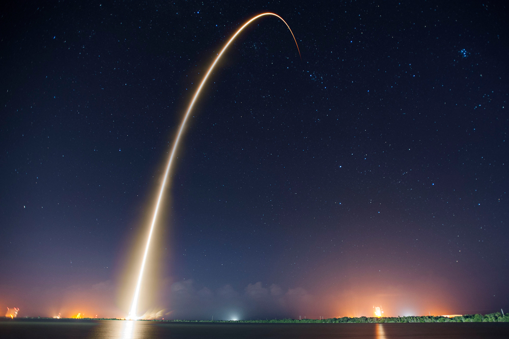 Blast Off! How to See a Rocket Launch In-Person This Summer
