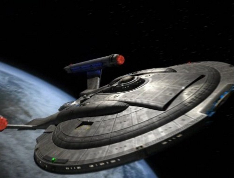 Star Trek's USS Enterprise