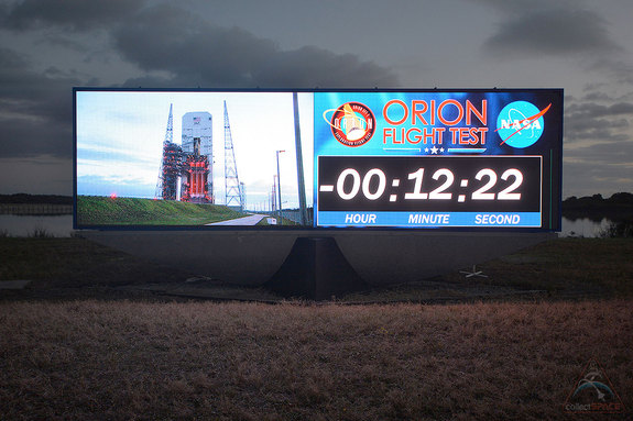 NASA's Historic Countdown Clock is Ticking Again for ...