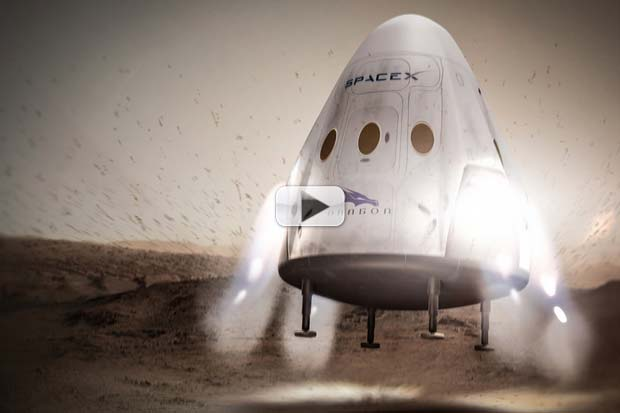 SpaceX Plans Mars Missions As Soon As 2018 | Video