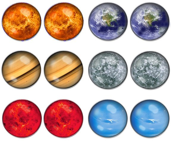 "Carry the solar system with you! <a href=""http://www.amazon.com/dp/B0144X5HOM?tag=space041-20&ascsubtag=[sitespace[catNA[art27791[pidB0144X5HOMNA[bbcmanual"" rel=""nofollow"" target=""_blank"">Buy LilMents Solar System Earrings</a>"
