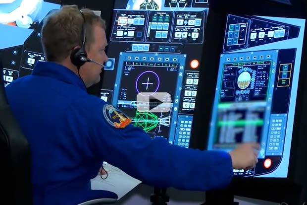 Flying Boeing's 'Starliner' - New Simulators Teaching Astronauts | Video