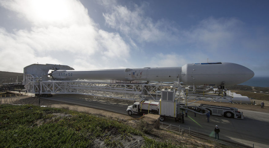 SpaceX Wins $83 Million Air Force Contract to Launch GPS Satellite in 2018