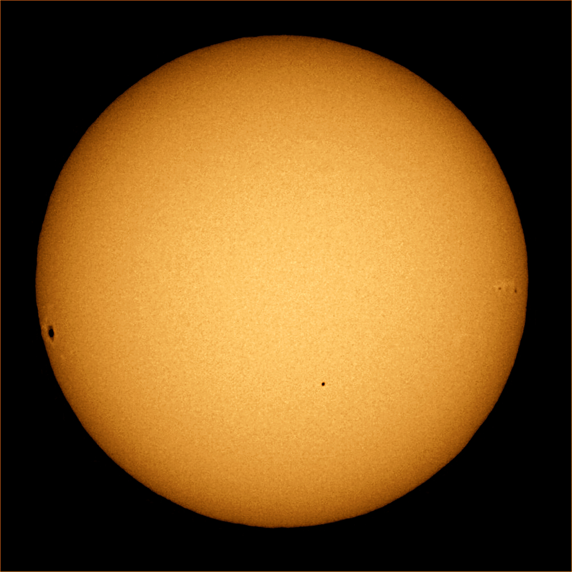 November 2006 Transit of Mercury