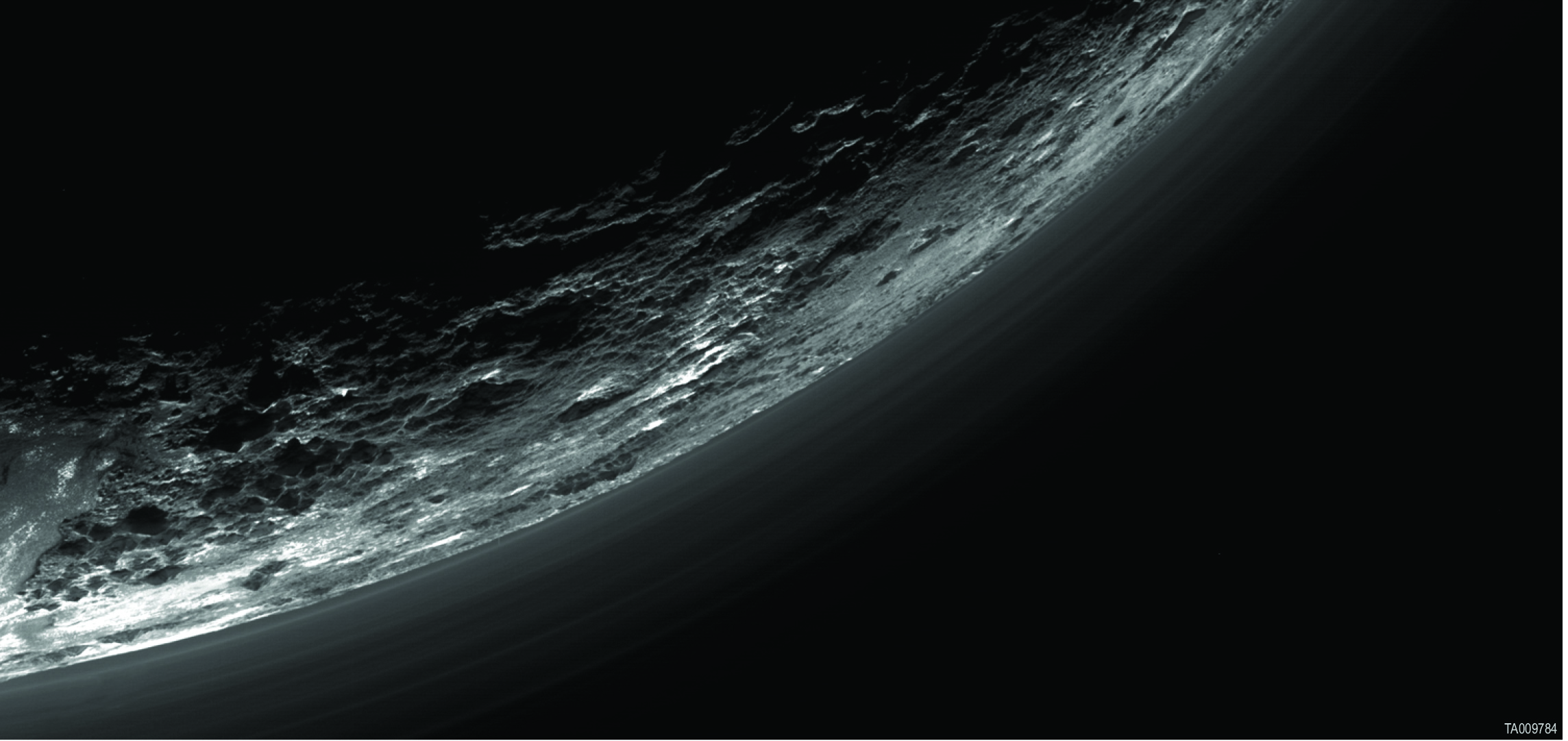 Layering in Pluto's atmosphere may form thanks to gravity waves, according to scientists with the New Horizons mission.