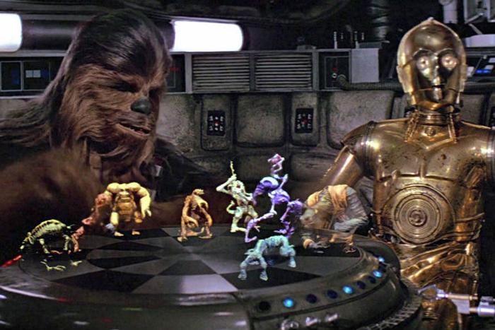 Star Wars Designer Making Real Holochess Game