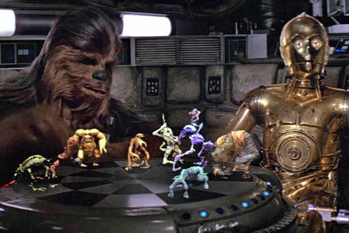 Star Wars Holochess